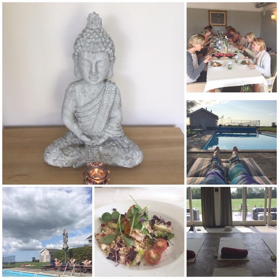 yoga retreat Friesland