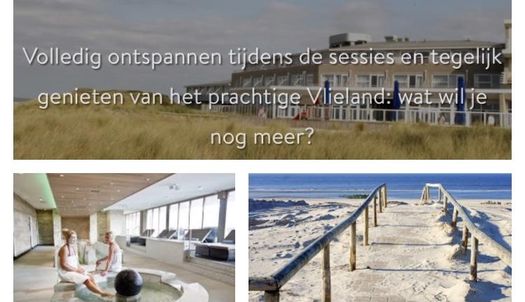 mindfulness en yoga retreat  Vlieland